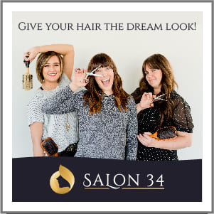 Salon 34 - Give your hair the dream look!
