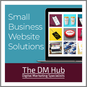 The DM Hub - Small Business Website Solutions